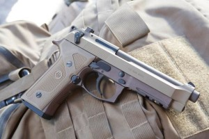 Beretta's New M9A3. Photo source: Beretta.