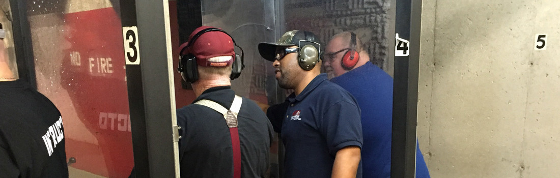 One-on-One Firearms Instruction