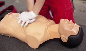 Get CPR Trained, Save A Life